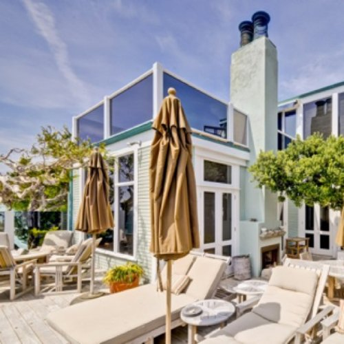 Paul Reiser's Malibu Beach House Rental