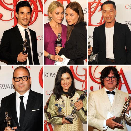 The 2012 CFDA Awards Winners List: Congrats to the Olsens, Joseph Altuzarra, Phillip Lim, Reed Krakoff + More!