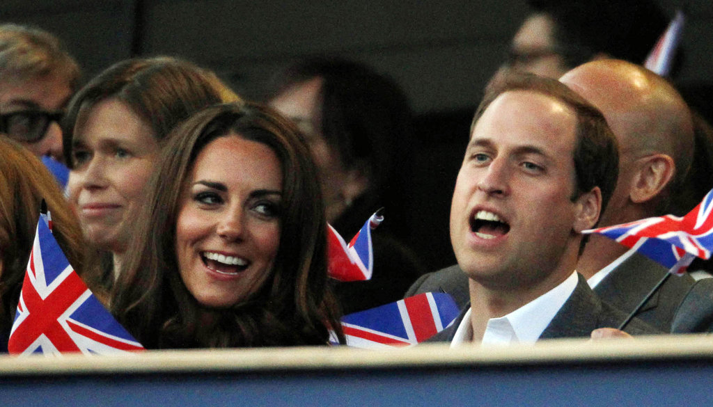 Catherine Duchess of Cambridge and Prince William