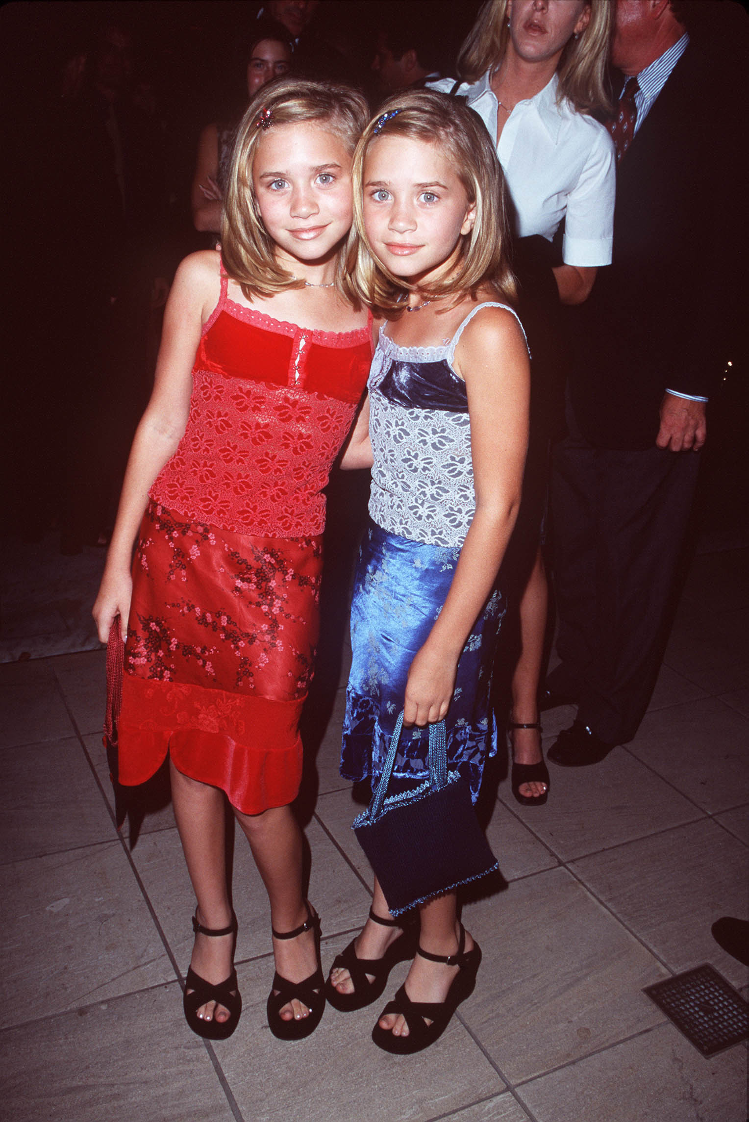 in 1998 Mary-kate Olsen And
