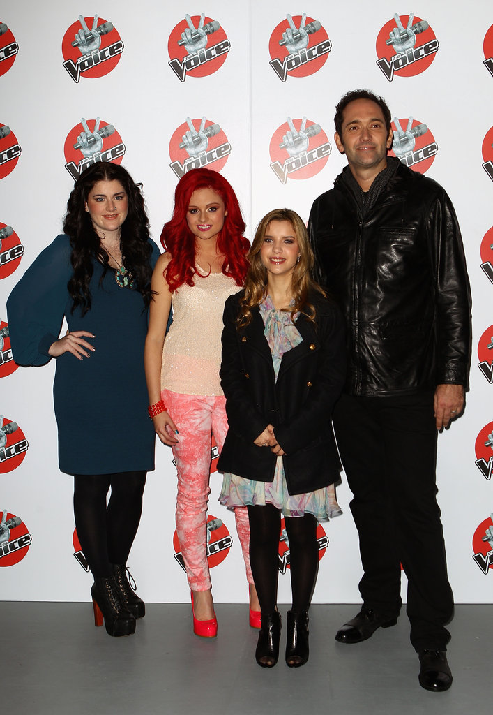 The final contestants on The Voice gathered at a press conference on June 12.