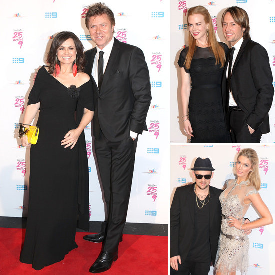 Richard Wilkins Parties with the Stars at His 25 Year Anniversary Fundraiser For Downs Syndrome