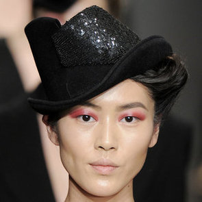 Red Eye Shadow Summer 2012 Makeup Trend