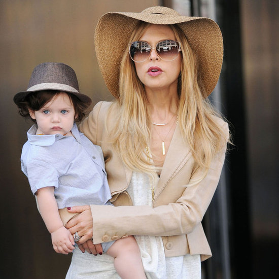 Celebrity Family Pictures Week of June 11, 2012