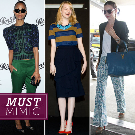 This Week's Celebrity Style Supremes — Snag Their Looks Stat!
