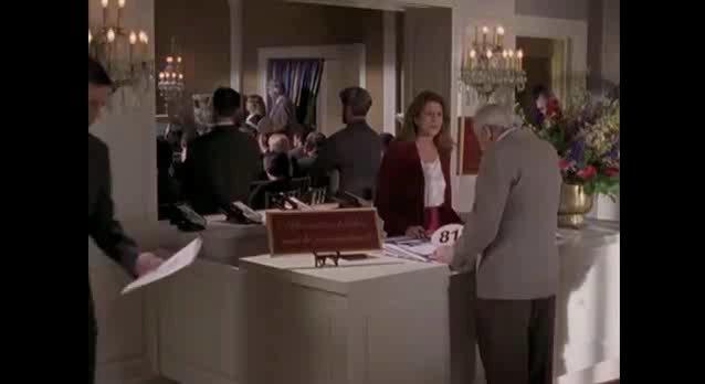 Jon Hamm on Gilmore Girls