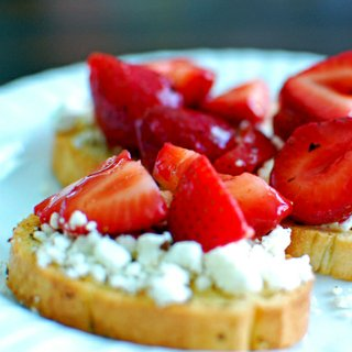 Healthy Lunches Made With Strawberries