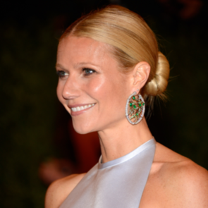 Gwyneth Paltrow's Hair Stylist Shows How to Recreate Her Met Gala Sleek Bun