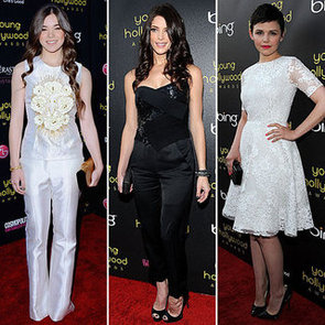Who's Most Fab? Ashley Green, Ginnifer Goodwin, Sophia Bush and Hailee Steinfeld at the Young Hollywood Party