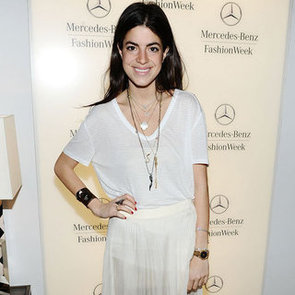 The Man Repeller Leandra Medine Got Married. The Details On Her Off-The-Rack Marchesa Wedding Dress