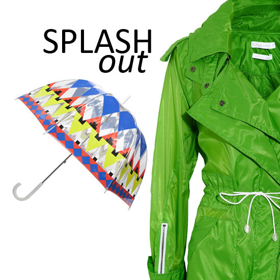 Save It For a Rainy Day: Our Top 10 Wet Weather Fashion Picks