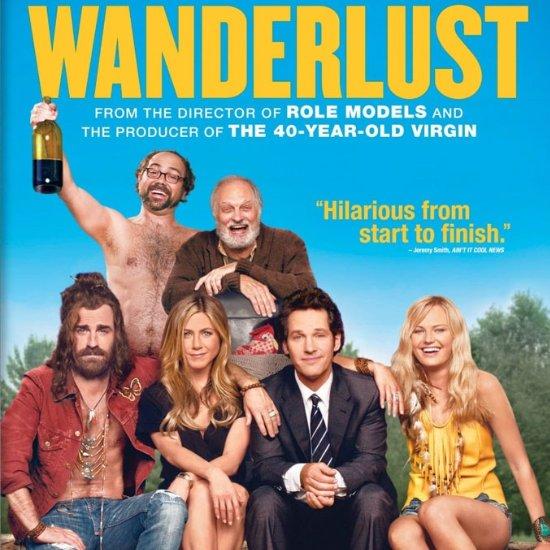 Wanderlust DVD Release Date