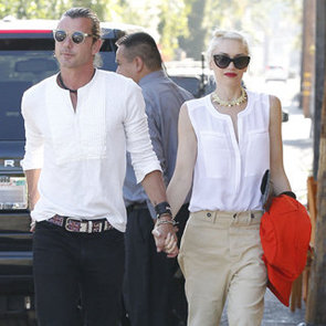 Gwen Stefani and Gavin Rossdale's Couple Style