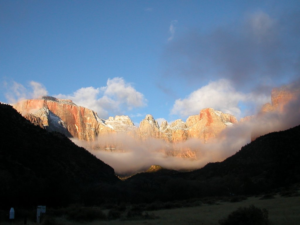 Zion National Park: Utah