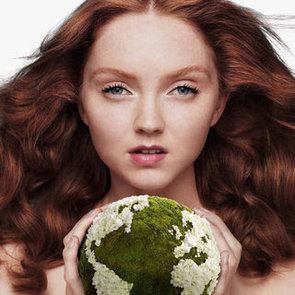 Lily Cole's Limited Edition, Cruelty-Free Makeup Line For The Body Shop
