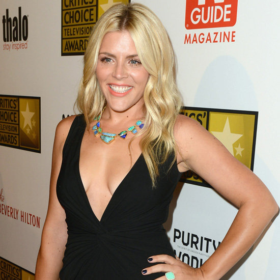 Busy Philipps Dress at 2012 Critics' Choice Television Awards