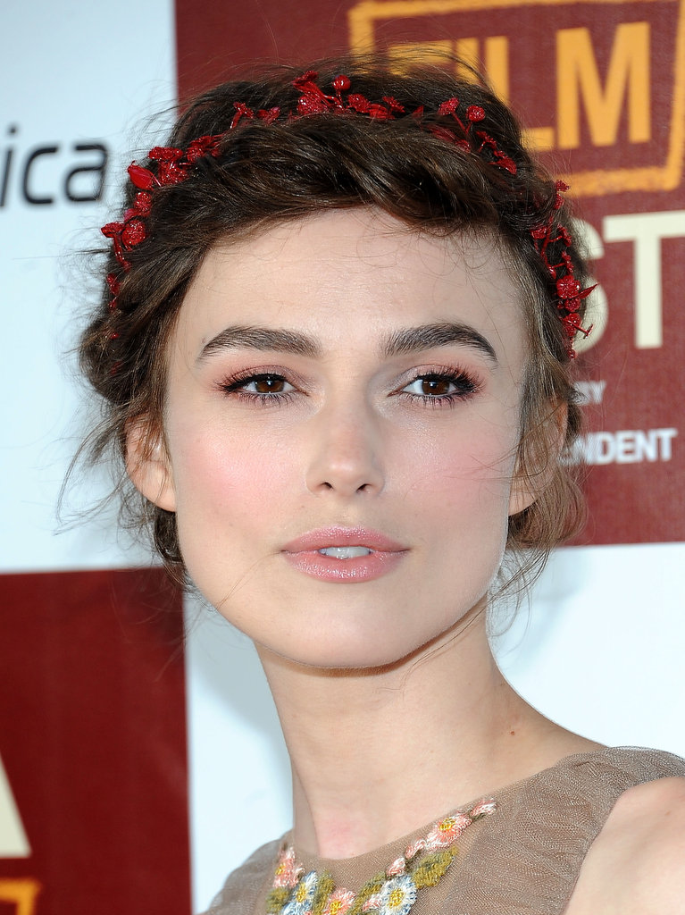Keira Knightley posed at the LA premiere of Seeking a Friend For the End of the World.