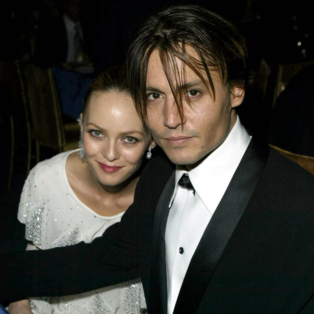Johnny Depp and Vanessa Paradis Official Split