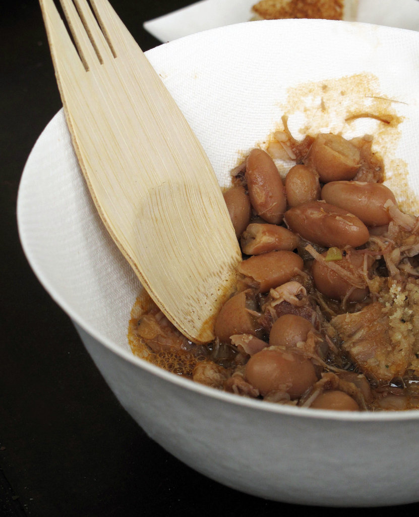 "Rabbit ""Cassoulet"""