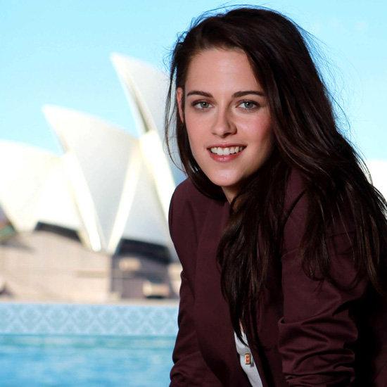 Kristen Stewart and Chris Hemsworth Pictures at Sydney Shoot