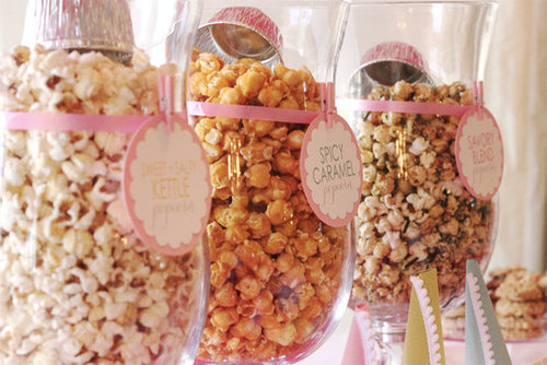 Make Flavored Popcorn