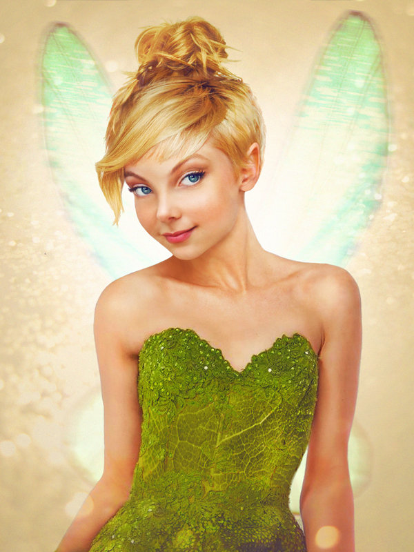 """Real Life"" Tinkerbell"