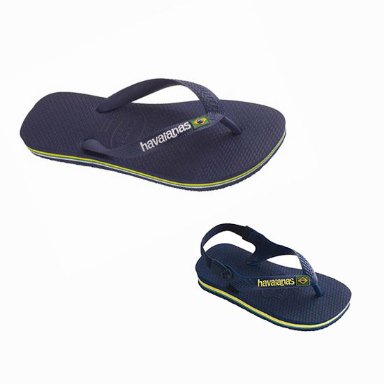 Havainas Flip Flops For the Whole Family