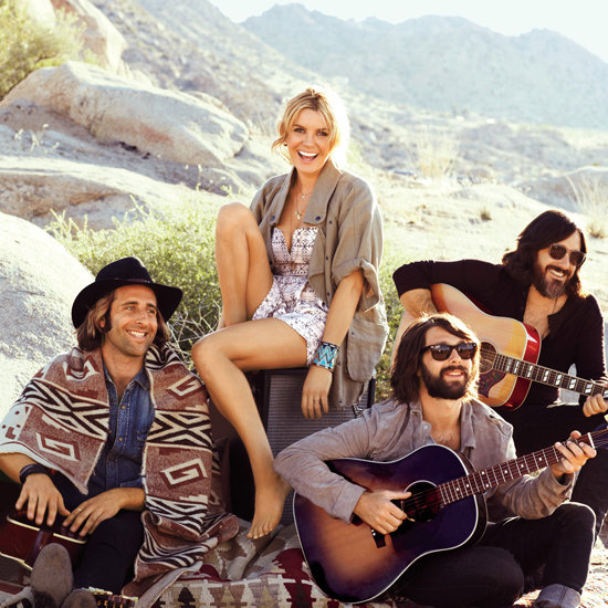 Grace Potter Diet and Exercise Routine