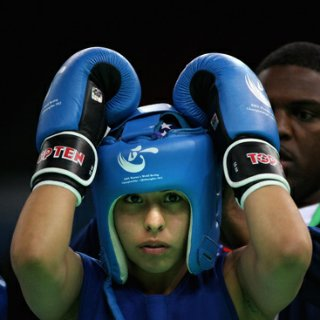 Boxer Marlen Esparza on Olympic Training