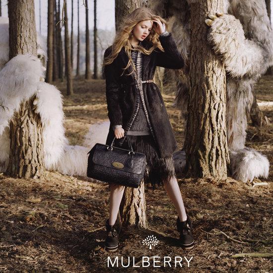 Mulberry Autumn Winter 2012 Ad Campaign