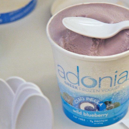 Best Greek Frozen Yogurt
