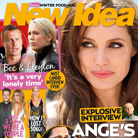 Australian Weekly Magazine Round Up With OK! Magazine, Famous, New Idea and Woman's Day