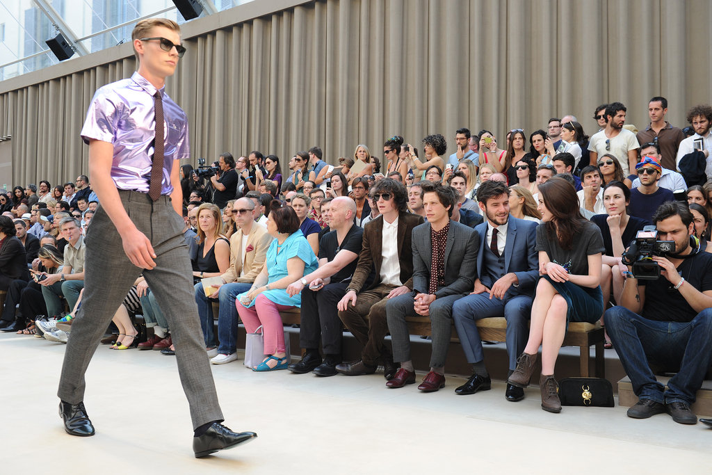 Burberry Spring Summer 2013