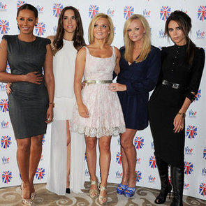 Spice Girls Reunite For Musical (Video)