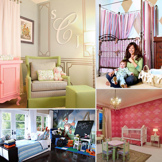 Celeb Mamas Pimp Their Cribs