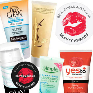 2012 BellaSugar Australia Beauty Awards: Vote For the Best Facial Exfoliator