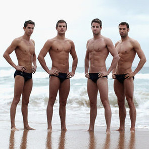 Pictures of Shirtless Australian Olympic Swimmers Including Eamon Sullivan and James Magnussen