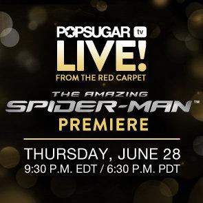 Amazing Spider-Man Premiere Live Stream