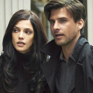 Ashley Greene and Olivia Palermo's Boyfriend Johannes Huebl in the DKNY AW 2012 Campaign