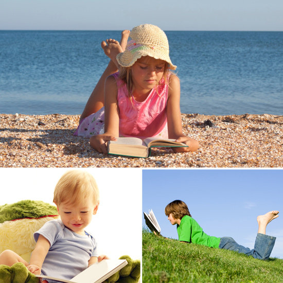 Reading With Kids: How to Prevent Summer Brain Drain