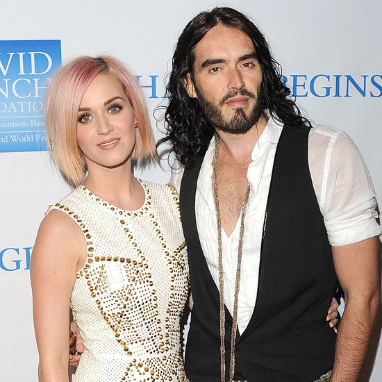 "Katy is open about her divorce from Russell Brand in the film, telling The Hollywood Reporter, ""What was going on in my personal life was so overwhelming that I had to bend over to let those tears fall straight out of my eye sockets and not my false lashes just as I'm about to go up on that ramp and sing 'Teenage Dream', "" she recalls. ""I had to smack myself across the face and say, 'These problems are my problems, they are not my audience's problems, learn to separate that.'"""