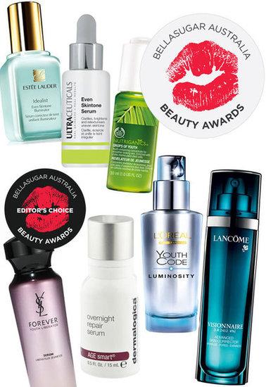 2012 BellaSugar Australia Beauty Awards: Vote For the Best Serum