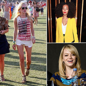 Celebrity Style Recap June 25, 2012