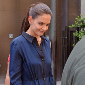 Katie Holmes With No Wedding Ring After Divorce News