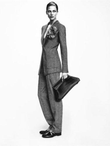 Giorgio Armani Fall 2012 Ad Campaign