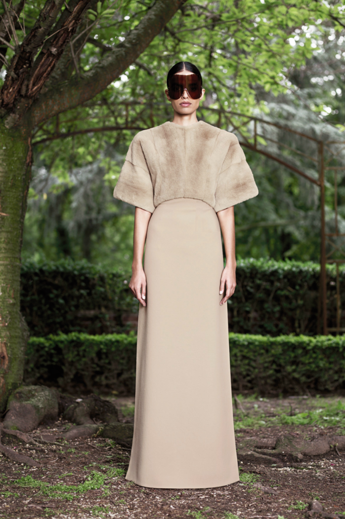 Givenchy Couture Fall 2012