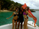 Sofia rocked a bikini during a May 2012 trip with friends. Source: Who Say user Sofia Vergara