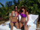 She showed off her fit form with a pal while in Mexico in December 2011. Source: Who Say user Sofia Vergara