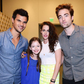 Comic-Con 2012 Celebrity Pictures