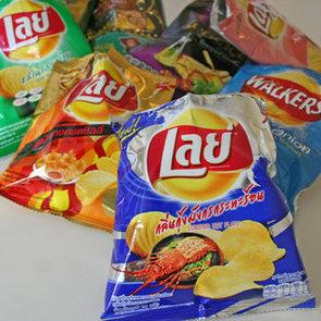 Lay's Potato Chip Flavors Around the World